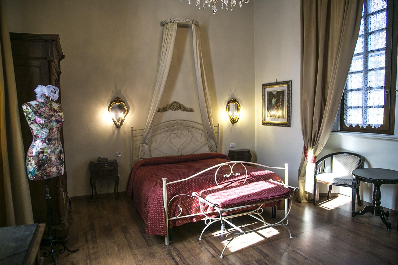 Hotel Cassano d'Adda camera matrimoniale