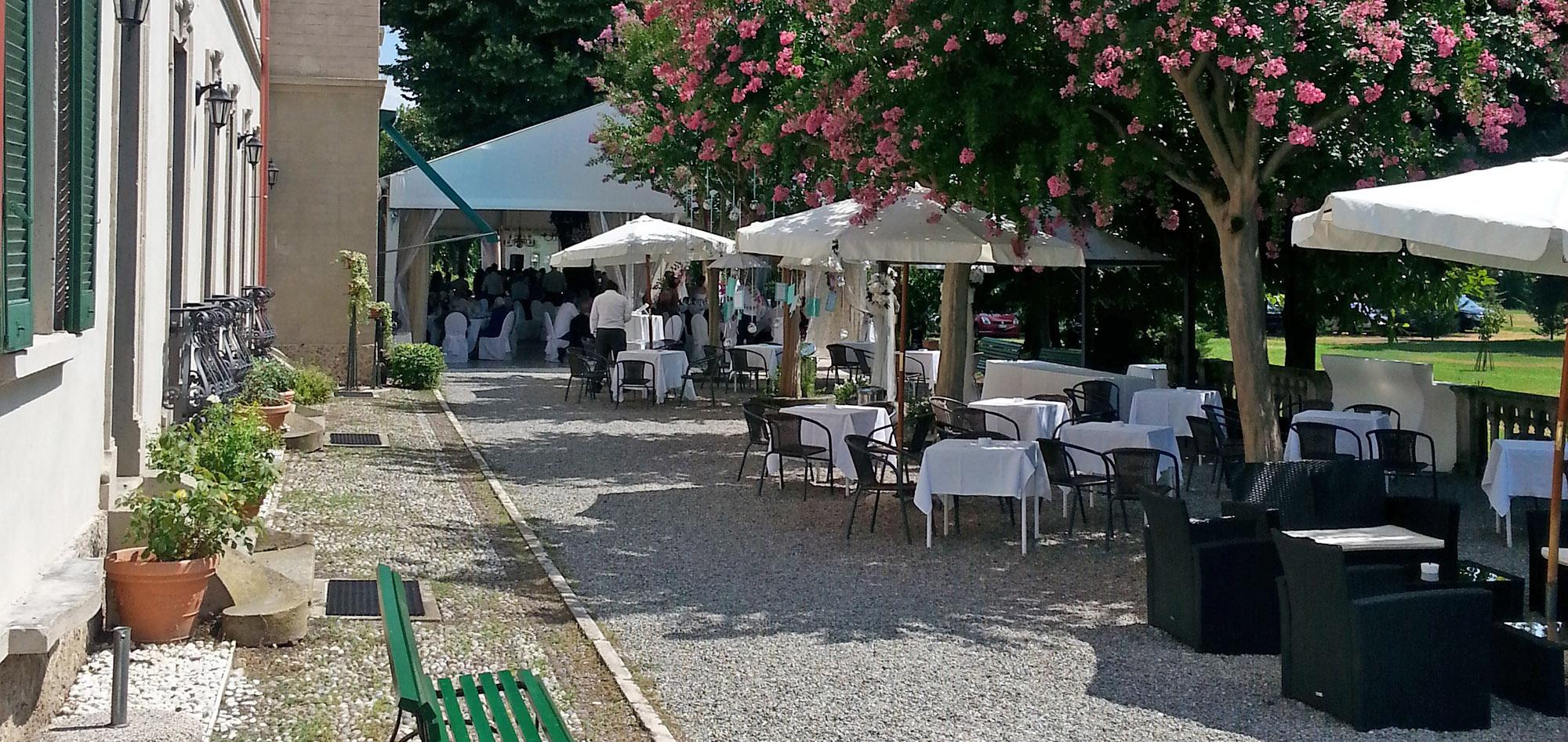 Villa Maggi Ponti location matrimoni Cassano d'Adda