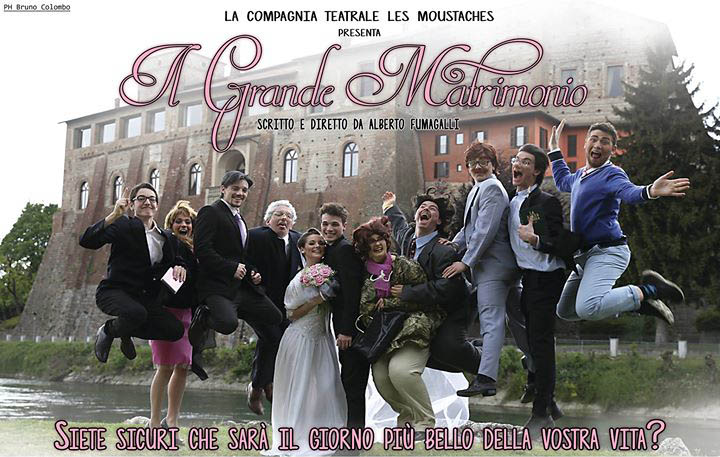 Les Moustaches - il grande matrimonio